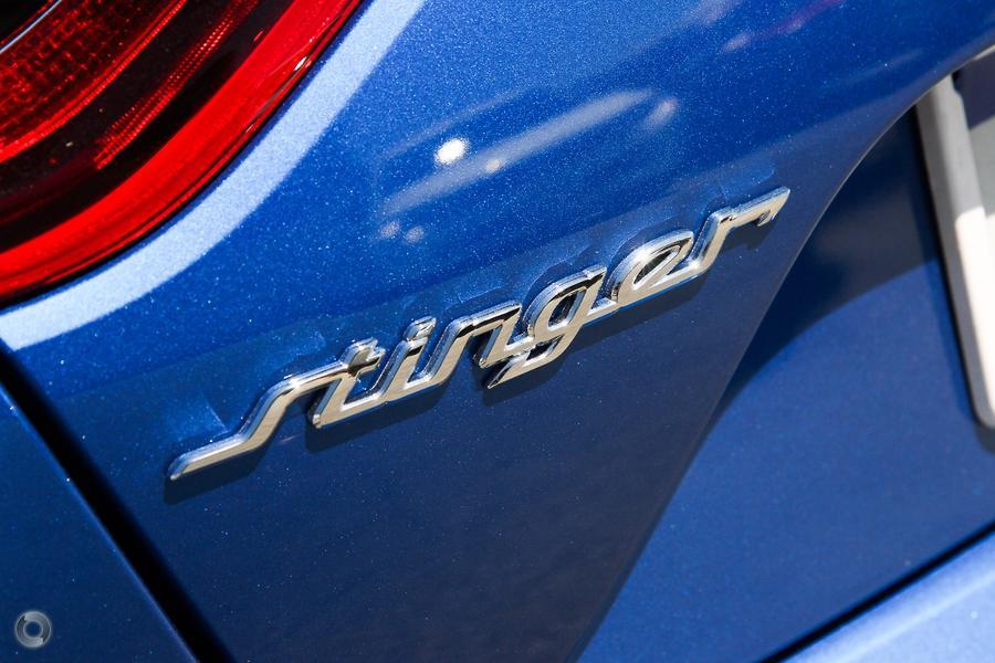 2020 Kia Stinger GT Night Sky Edition CK