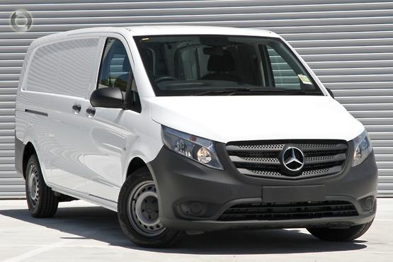 2019 Mercedes-Benz VITO 114CDI