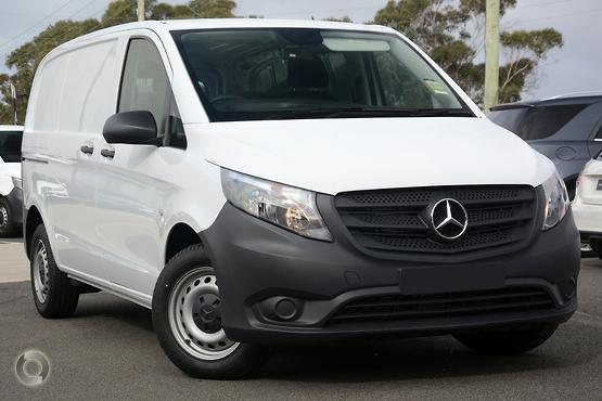 2019 Mercedes-Benz VITO 116CDI