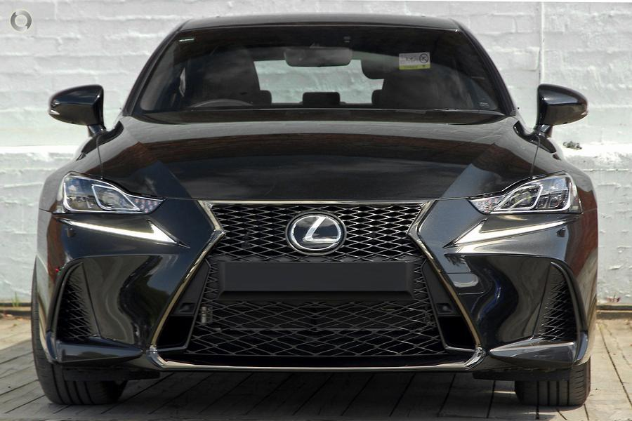 2019 Lexus Is IS350 F Sport GSE31R