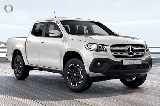 2020 Mercedes-Benz X 350 D PROGRESSIVE