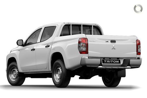 2020 Mitsubishi Triton GLX ADAS MR