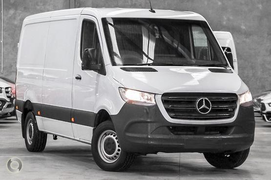 2019 Mercedes-Benz SPRINTER 414CDI