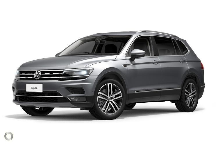 2020 Volkswagen Tiguan 140TDI Highline Allspace 5N