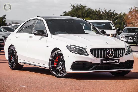 2020 Mercedes-Benz C 63 AMG S