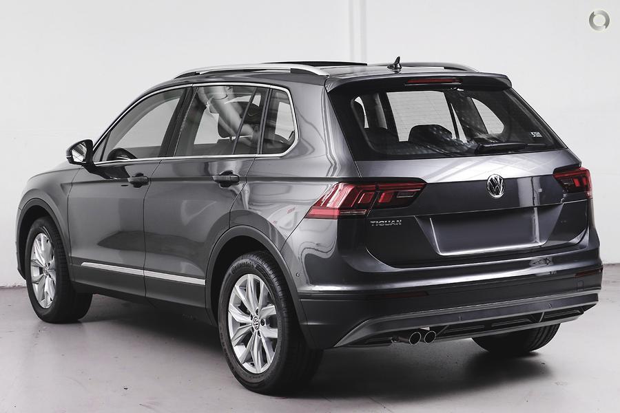 2020 Volkswagen Tiguan 110TSI Comfortline 5N