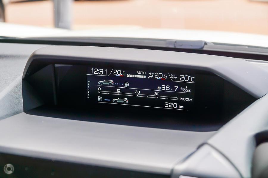 2020 Subaru Forester 2.5i S5