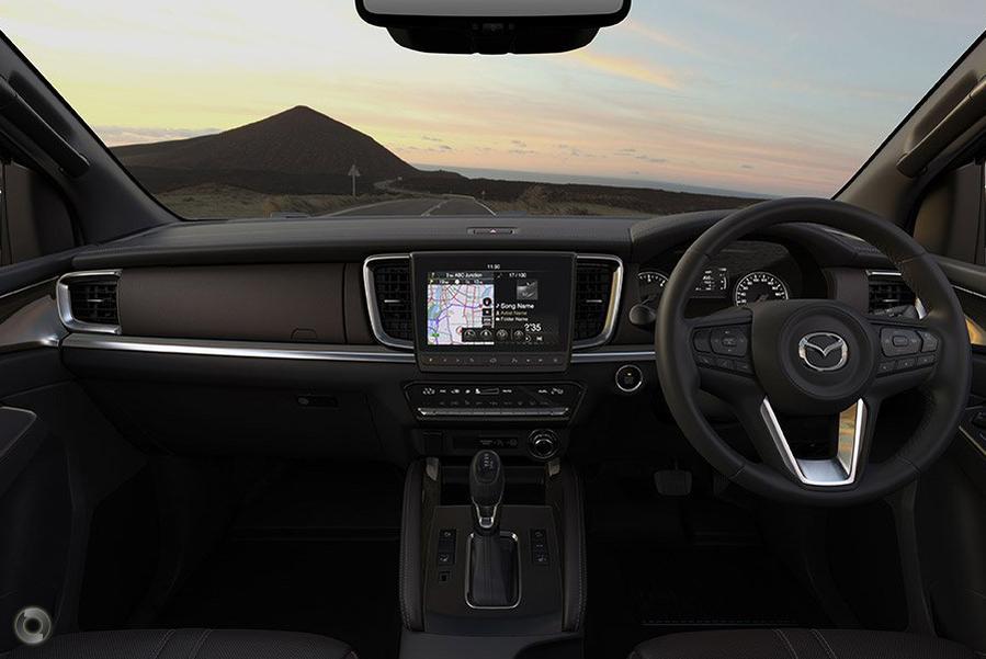 2020 Mazda BT-50 GT TF