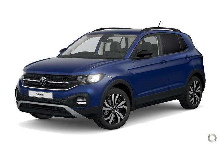 2021 Volkswagen T-cross C1