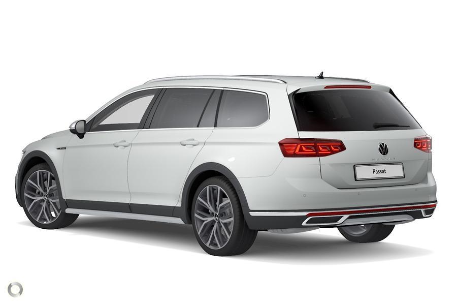 2021 Volkswagen Passat Alltrack 162TSI Premium B8