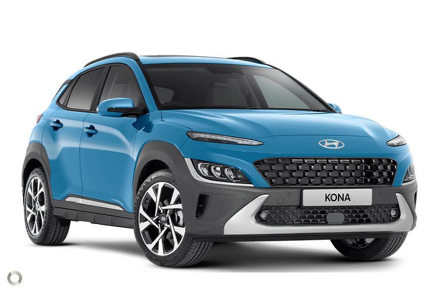 2021 Hyundai Kona Highlander OS.V4