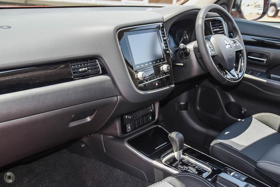 2019 Mitsubishi Outlander ES ZL