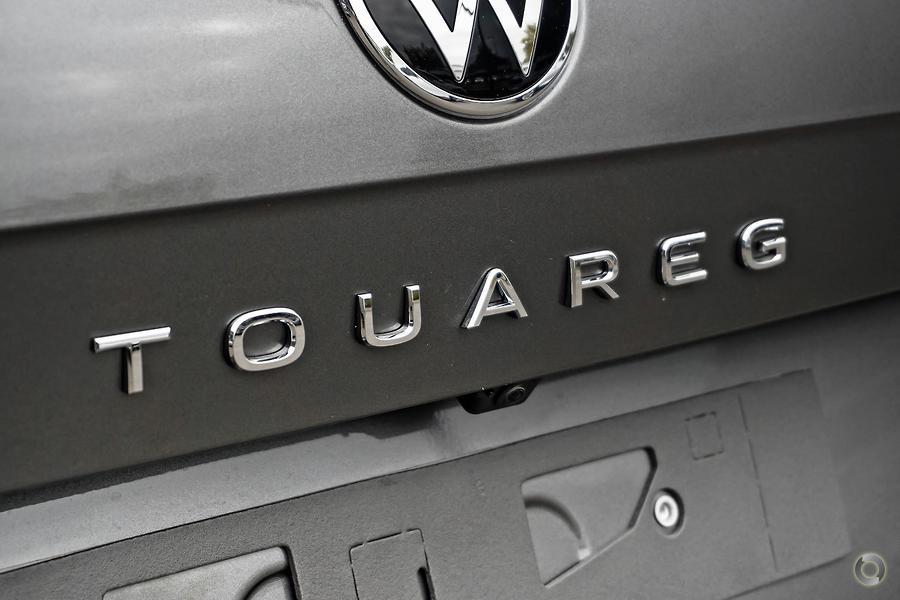 2020 Volkswagen Touareg 170TDI CR