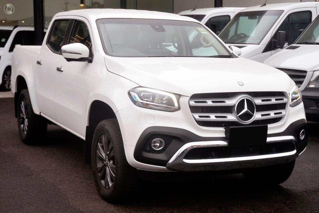 2018 Mercedes-Benz X 250 D POWER Utility