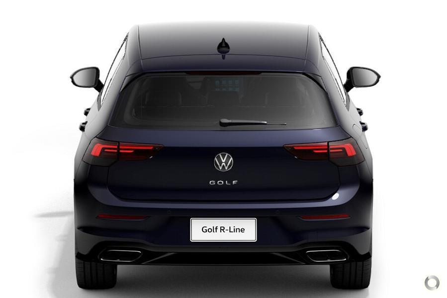 2021 Volkswagen Golf 110TSI R-Line 8