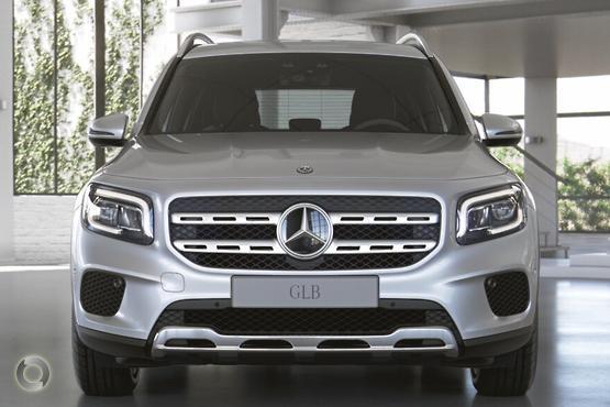 2020 Mercedes-Benz GLB 200