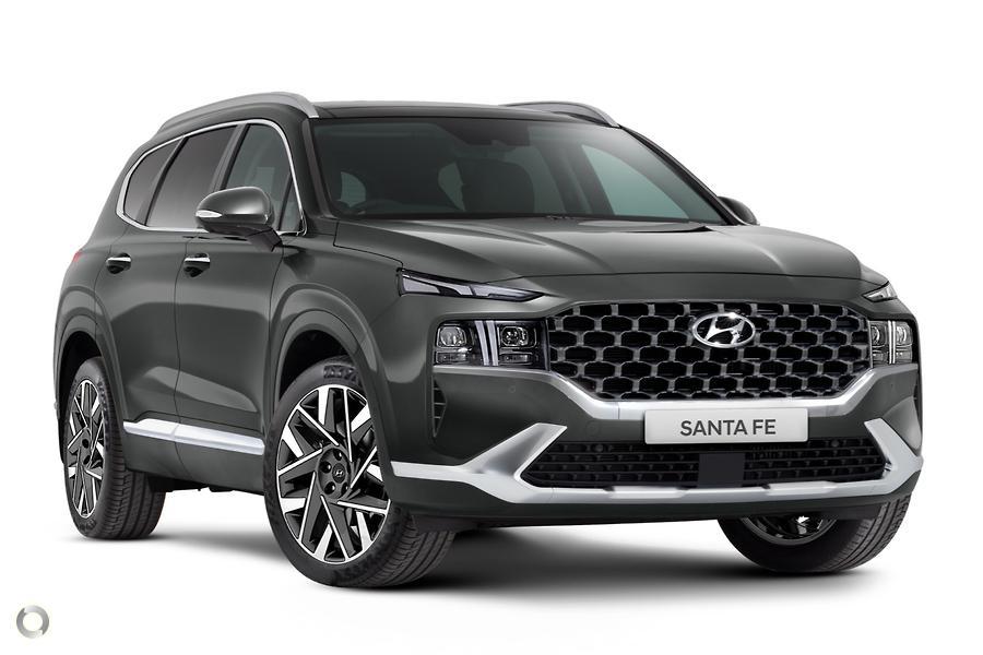 2020 Hyundai Santa Fe Highlander TM.V3