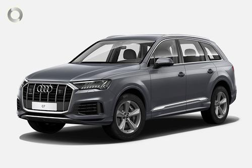2020 Audi Q7 45 TDI 4M