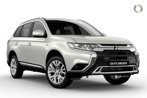 2020 Mitsubishi Outlander ES ADAS ZL