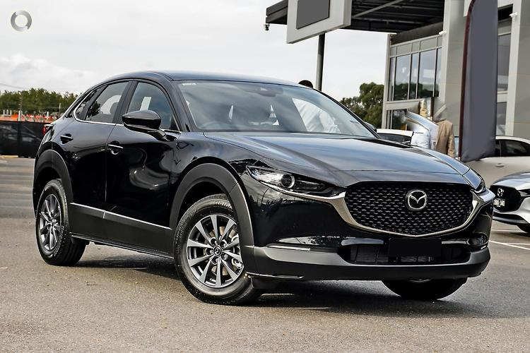 2020 Mazda CX-30 DM Series