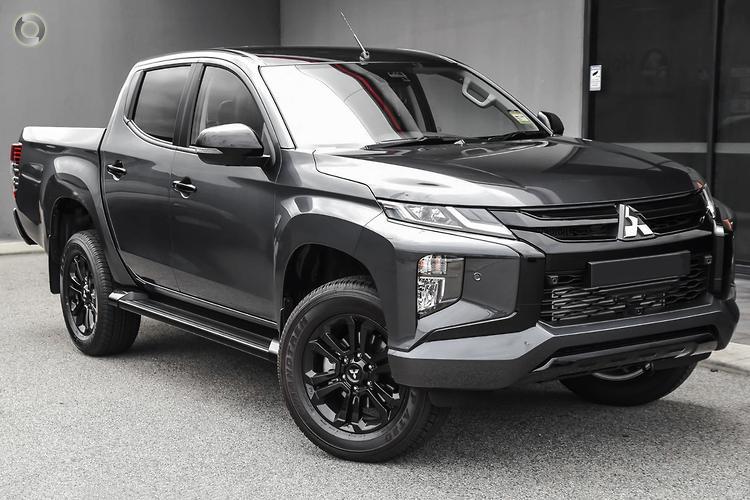 2021 Mitsubishi Triton GSR MR