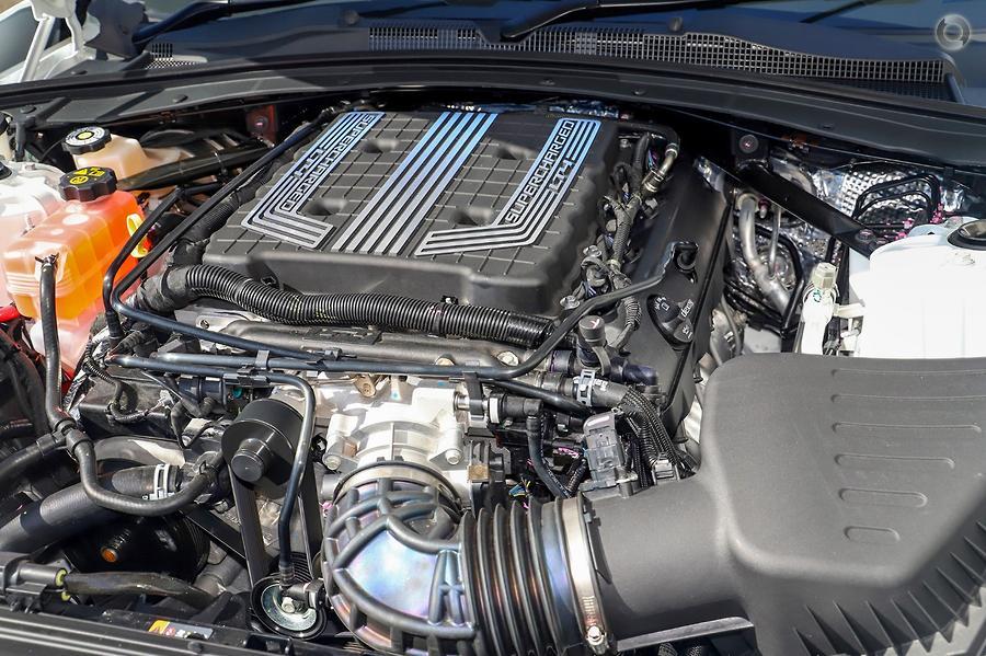 2019 Chevrolet Camaro ZL1 (No Series)