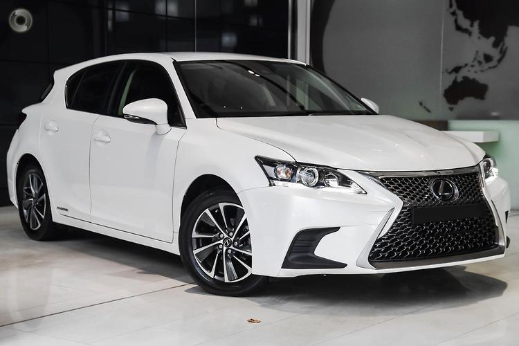 2020 Lexus Ct ZWA10R