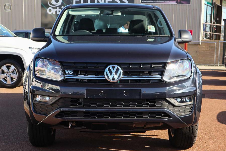 2020 Volkswagen Amarok TDI550 Core 2H