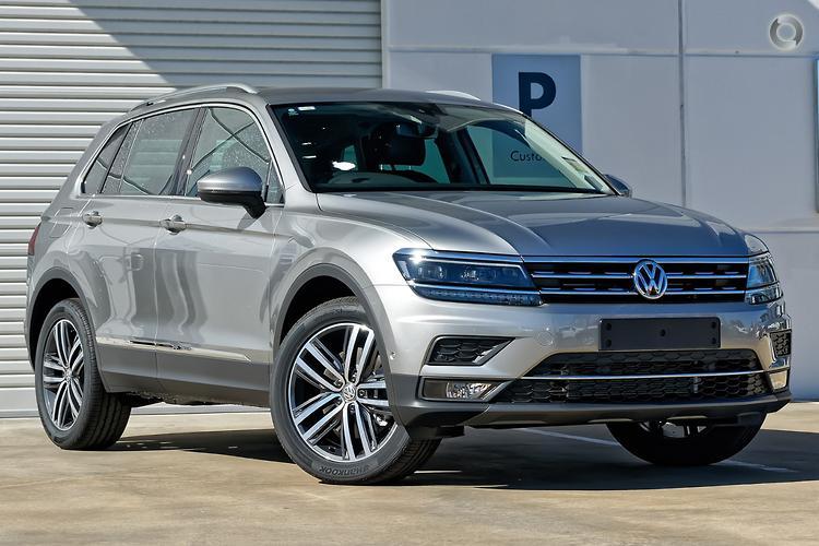 2020 Volkswagen Tiguan 5N