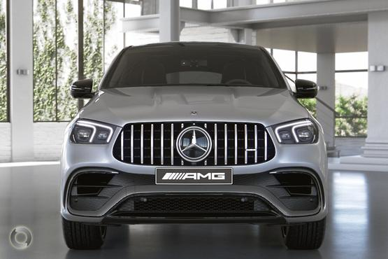 2020 Mercedes-Benz GLE 63 AMG S