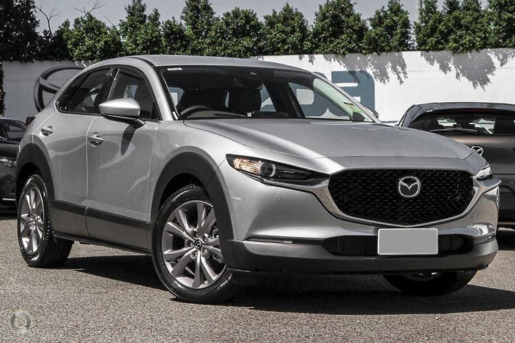 2020 Mazda CX-30 DM Series