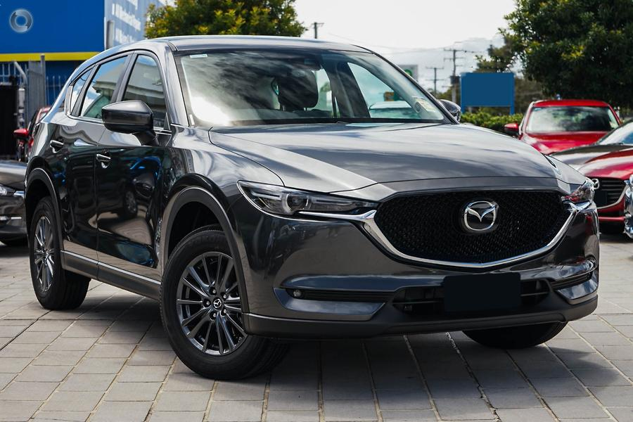 New 2020 Mazda Cx 5 Cx 5 Sport Utility In Burnsville 12aj277n Walser Automotive Group