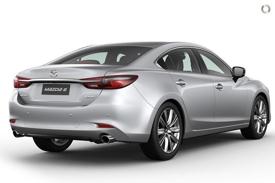2020 Mazda 6 Atenza