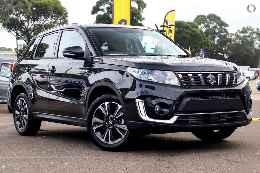 2020 Suzuki Vitara Turbo LY Series II