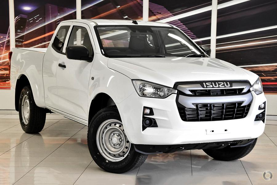 2020 Isuzu D-MAX SX High Ride