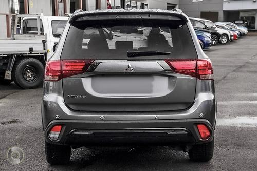 2020 Mitsubishi Outlander Black Edition ZL
