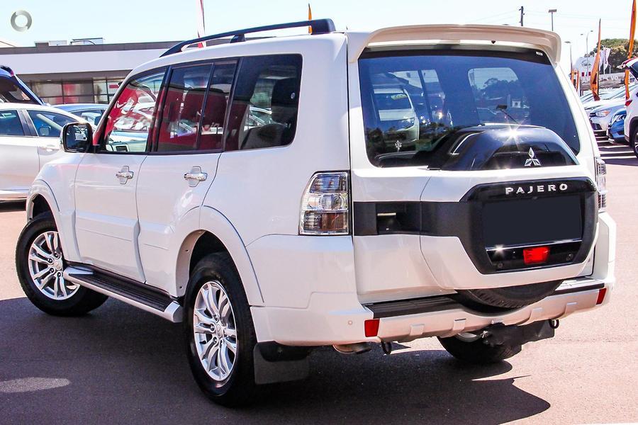 2020 Mitsubishi Pajero GLS NX