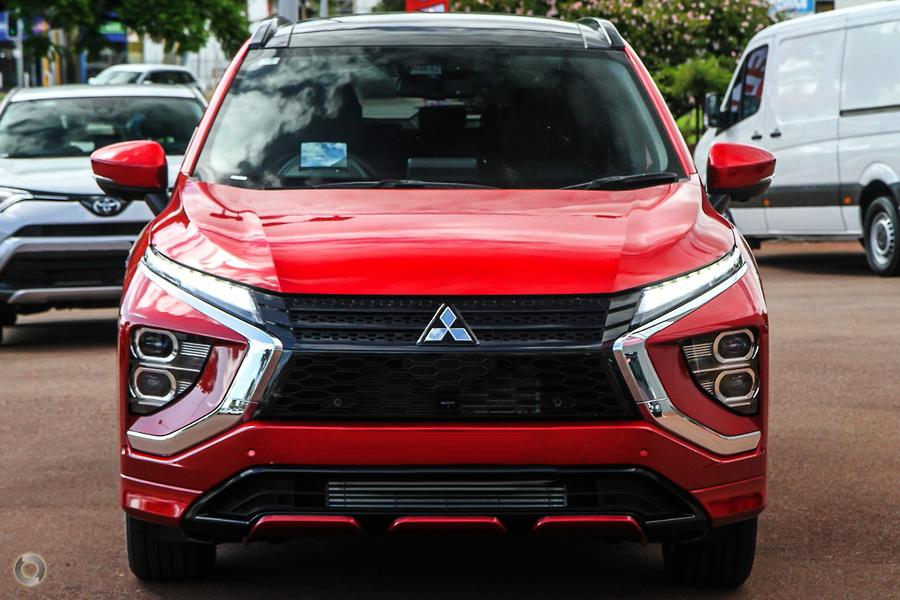 2021 Mitsubishi Eclipse Cross Exceed YB