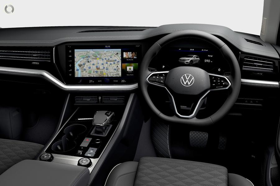 2020 Volkswagen Touareg 210TDI Elegance CR