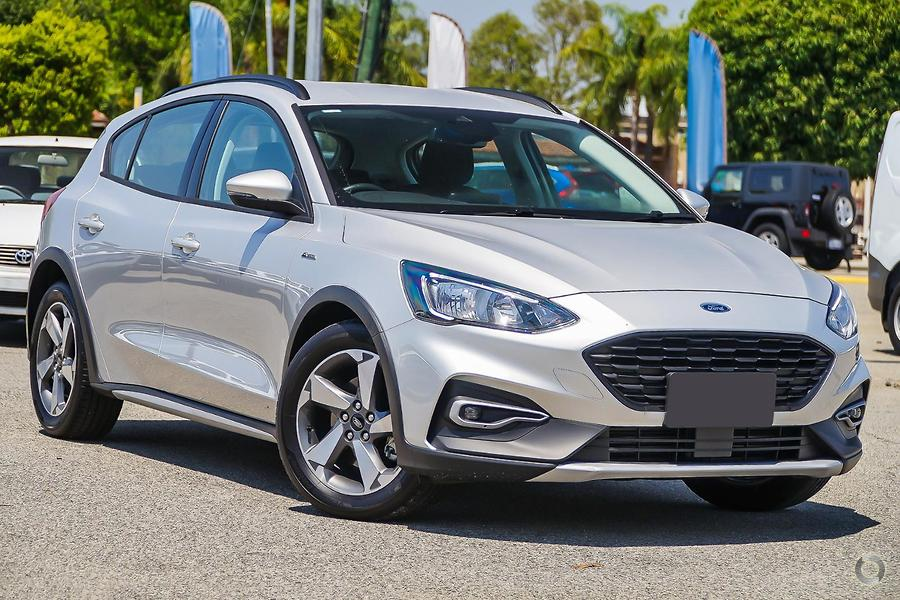 2020 Ford Focus Active SA