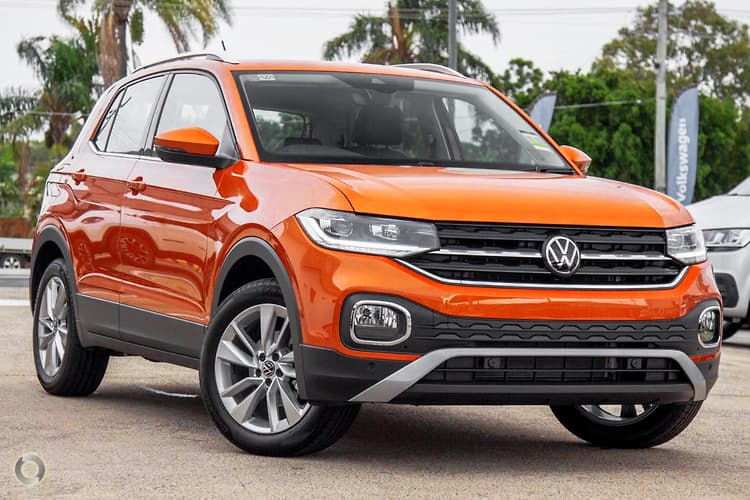 2021 Volkswagen T-cross C1
