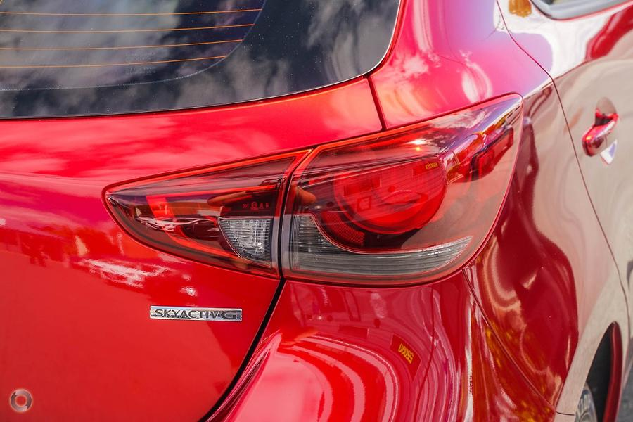 2020 Mazda 2 G15 Pure DJ Series