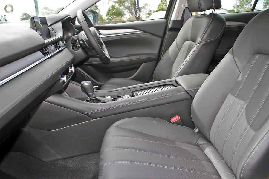 2020 Mazda 6 Touring