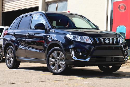 2020 Suzuki Vitara (No Badge) LY Series II
