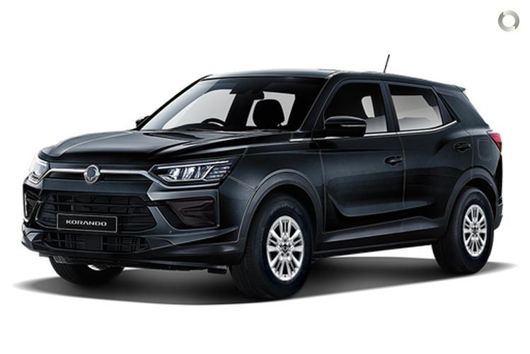 2021 SsangYong Korando EX C300