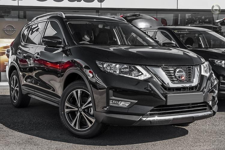 2021 Nissan X-TRAIL ST-L T32