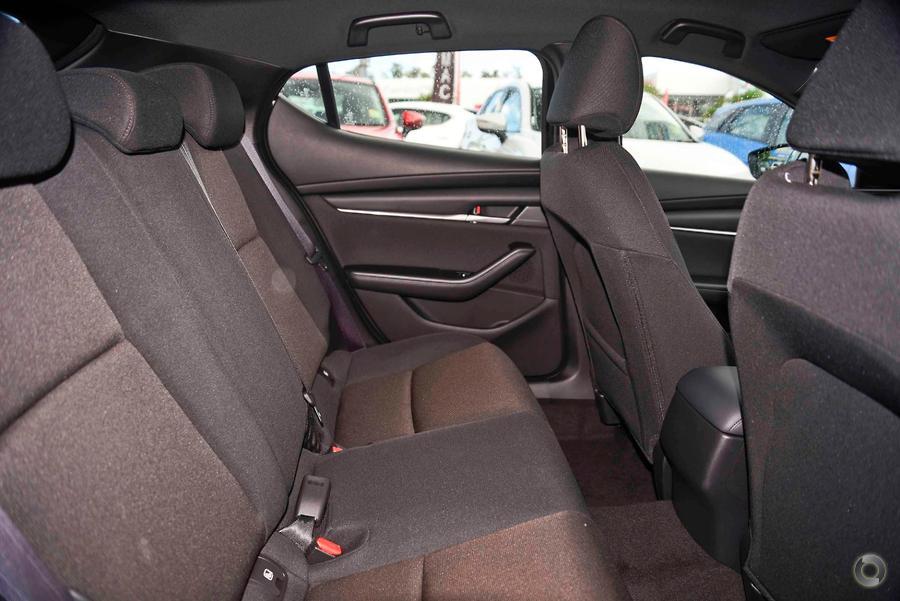 2020 Mazda 3 G20 Pure BP Series
