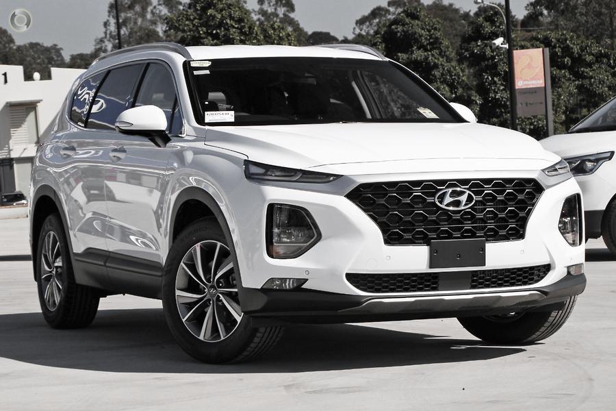 2020 Hyundai Santa Fe Active X TM.2