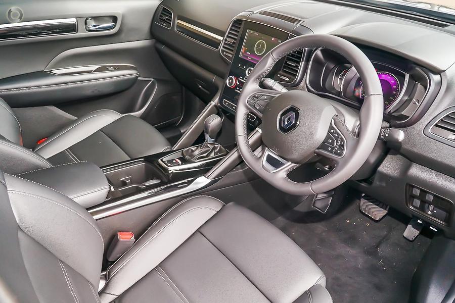 2020 Renault Koleos Black Edition HZG
