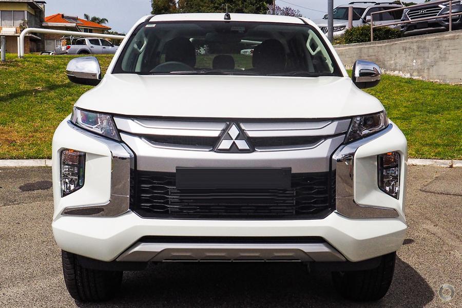 2021 Mitsubishi Triton GLX-R MR